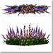 Mesh Garden Flower-Bed by Felix (8=19 Li=7x2m) copy-mody