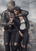 <EMOZIONE> Couple Pose **Love Never Wasted**! [BAG]