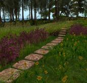 DO Stone Path Kit - Mesh - 13 Pieces