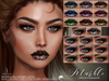 Sintiklia. - Lipstick&eyeshadow Marble(CATWA)