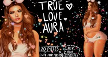 [Cinnamon Cocaine] True Love Aura (add & touch to unpack) V.3