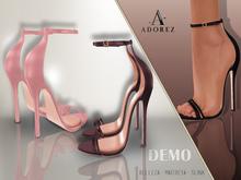 AdoreZ-Jeannine Heels DEMO