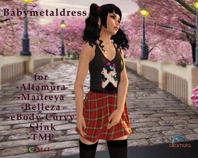 *NFS*BM-Dress(wear.me)