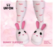 uh-oh: Bunny Slippers