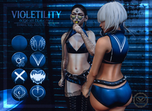 Violetility - Edge Set [Blue]
