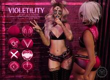 Violetility - Edge Set [Pink]