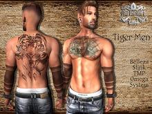 TSB ::: Tattoo Tiger Men