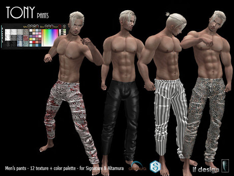 [lf design] Tony Demo