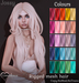{Limerence} Jossy hair-Colours