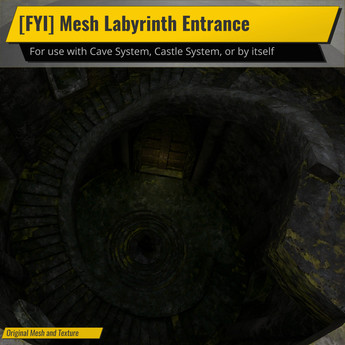 [FYI] Mesh Labyrinth Entrance