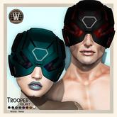 Wicca's Wardrobe - Trooper Helmet [BOXED]