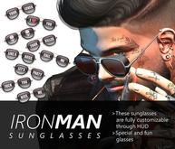 UC - IronMan Sunglasses