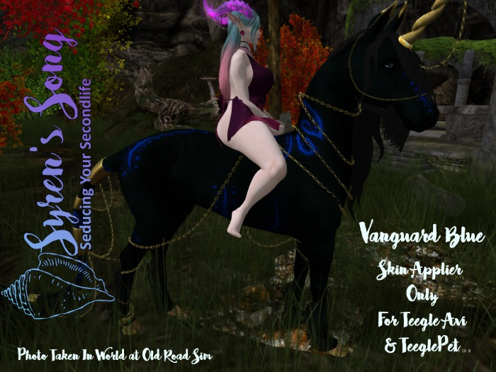 Syren's Song (Add Me!)- Vanguard Blue