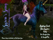 Syren's Song (Add Me!)- Zephyr Teal