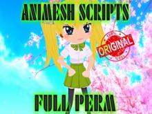 Animesh scripts with chibi avi