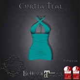 **Mistique** Curtia Teal (wear me and click to unpack)