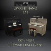 Upright Piano M1 v2.6