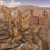 Castle ruins 78LI Silas Merlin
