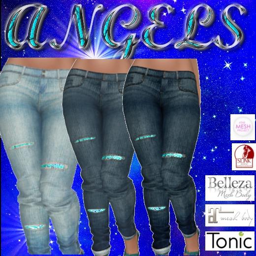 [AA] Aria Jeans (wear)