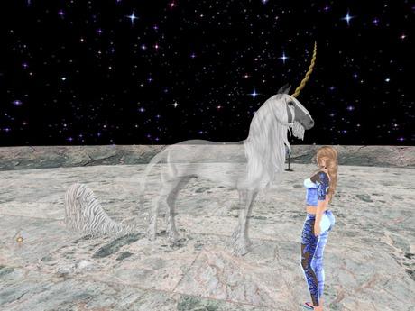 !SnS! Teegle Unicorn Spirit White Skin Appliers