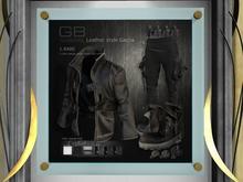 4.::GB:: Zip pocket pants / Olive  Gabriel