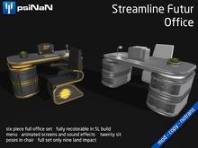 [psiNaN] Streamline Future Office