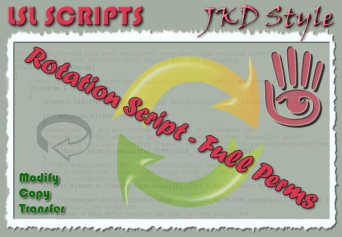 Rotation scripts