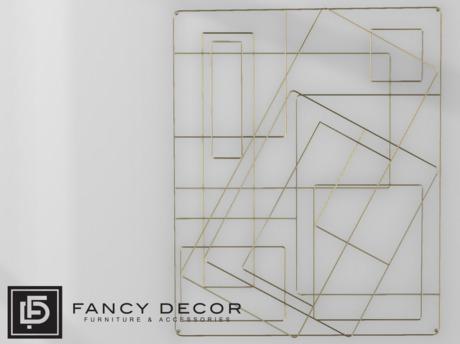 Fancy Decor: Kelsey Wire Art