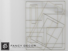 Fancy Decor: Kelsey Wire Art