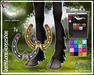 ::Whymsikal:: - Gem Horseshoe - Teeglepet - Unicorn