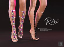 Phedora ~Riri heels ~ 28 C. (u)