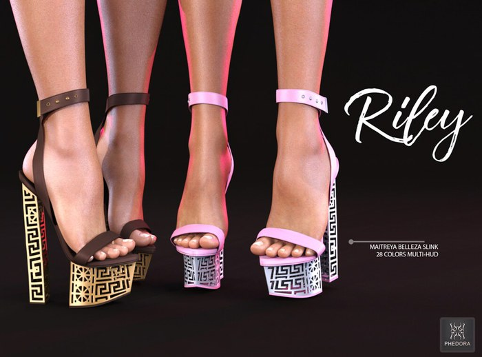 Phedora ~Riley Platforms ~ 28 C. v2