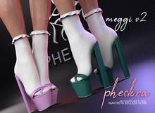 Phedora ~Meggi Heels V2~ 28c