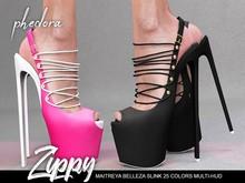 Phedora ~ zippy heels { ADD ME <33 }