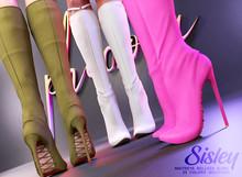 Phedora ~ sisley boots { ADD ME <33}