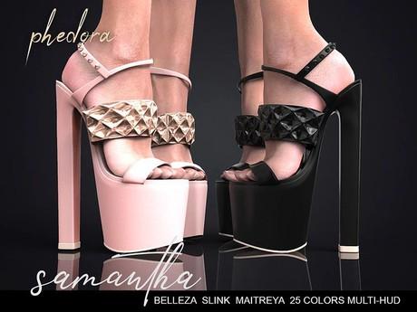Phedora ~ samantha heels{ADD ME <3}