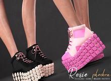 Phedora ~ Rosie platforms { ADD ME <3 }