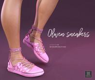 Phedora ~ Olwen sneakers ~ 28 C.