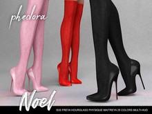 Phedora ~ Noel boots { ADD ME <3 }