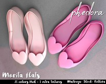 Phedora ~ Morita flats {ADD ME <3}