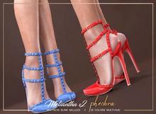 Phedora ~ Meliantha heels v2 { ADD ME <3 }