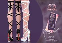 Phedora ~ Marsha platforms {ADD ME <3}