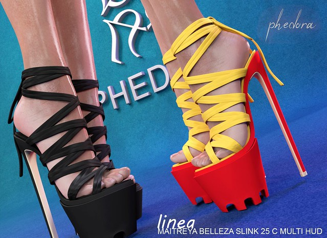 Phedora ~ linea heels { ADD ME <3 }