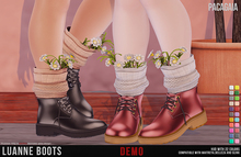 :PC: Luanne Boots [DEMO]