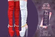 phedora ~ Ilianna boots {ADD ME <3}
