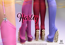 Phedora ~ Harley Boots ~ 28 C.