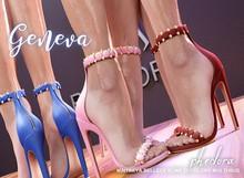 Phedora ~ Geneva heels {ADD ME <3}
