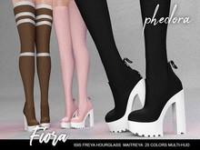 Phedora ~ fiora boots {add me <33}