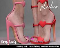 Phedora ~ Eros heels {ADD ME <3}
