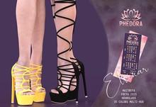 Phedora ~ Elvenar heels {ADD ME <3}